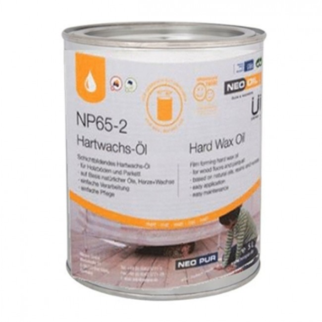 Дениел Паркет - Масло NEOPUR Hard Wax Oil NP65